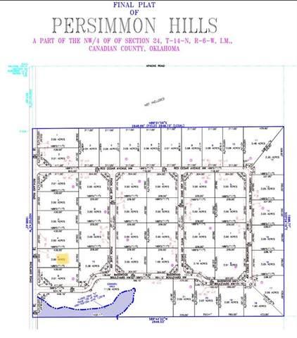 Lot 005 Of Block 002, Piedmont, OK 73078 (MLS #981900) :: Meraki Real Estate