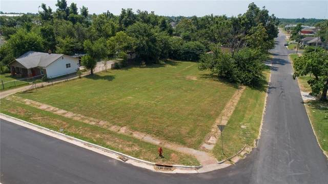400 SE 27th Street, Oklahoma City, OK 73129 (MLS #981942) :: Meraki Real Estate