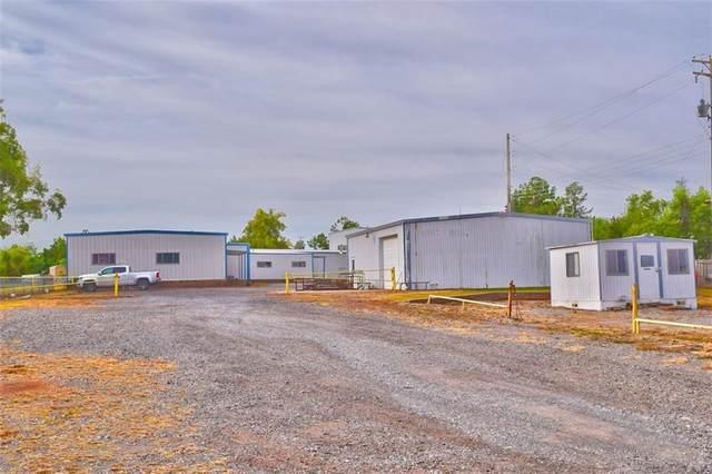 11772 NE 23rd Street, Choctaw, OK 73066 (MLS #981945) :: Meraki Real Estate