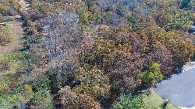 Santa Fe Drive, Choctaw, OK 73020 (MLS #981946) :: Meraki Real Estate