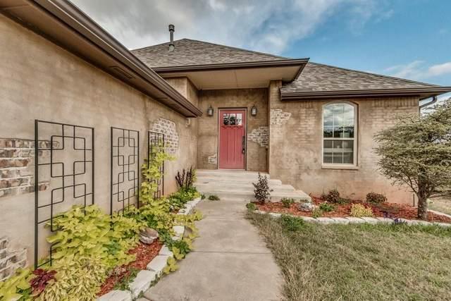 2601 Green Canyon Drive, Edmond, OK 73013 (MLS #981982) :: Homestead & Co