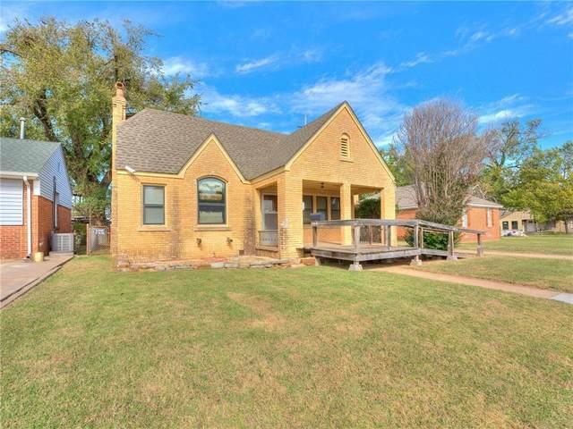 2605 NW 38th Street, Oklahoma City, OK 73112 (MLS #981991) :: Homestead & Co