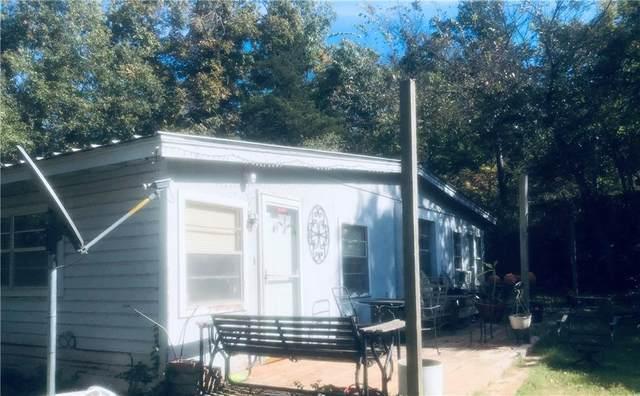 11007 W Cedar Lake Drive, Hinton, OK 73047 (MLS #982006) :: The UB Home Team at Whittington Realty
