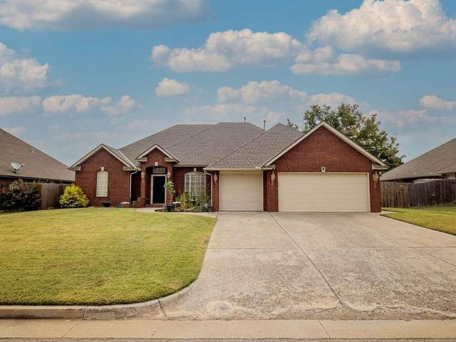 11628 Country Drive, Oklahoma City, OK 73170 (MLS #982010) :: Meraki Real Estate