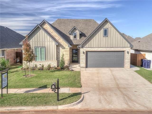 6509 NW 149th Street, Oklahoma City, OK 73142 (MLS #982038) :: Homestead & Co
