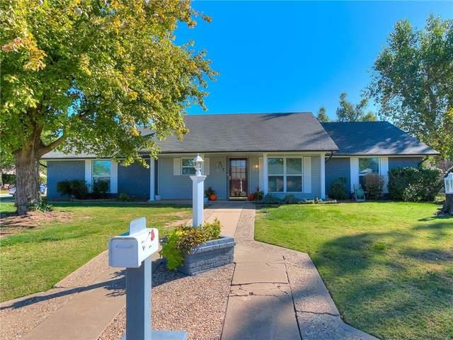 9112 Rambling Road, Oklahoma City, OK 73132 (MLS #982044) :: Homestead & Co