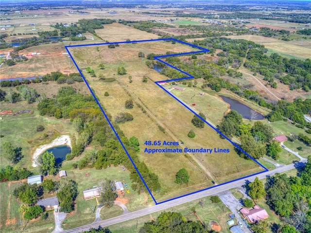253 State Highway 74, Goldsby, OK 73093 (MLS #982060) :: The UB Home Team at Whittington Realty
