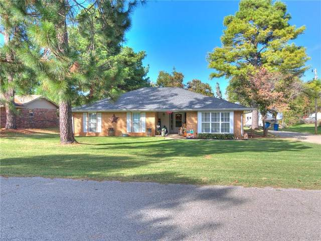 17851 NE 12th Street, Choctaw, OK 73020 (MLS #982115) :: Homestead & Co