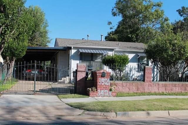3921 SW 25th Street, Oklahoma City, OK 73108 (MLS #982131) :: Homestead & Co