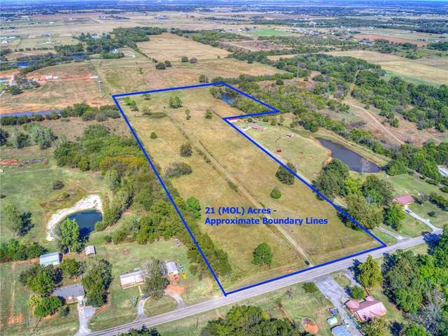 253 State Highway 74, Goldsby, OK 73093 (MLS #982185) :: The UB Home Team at Whittington Realty