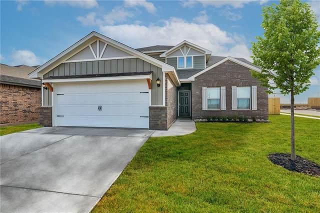 1616 Maroon Drive, El Reno, OK 73036 (MLS #982225) :: Homestead & Co