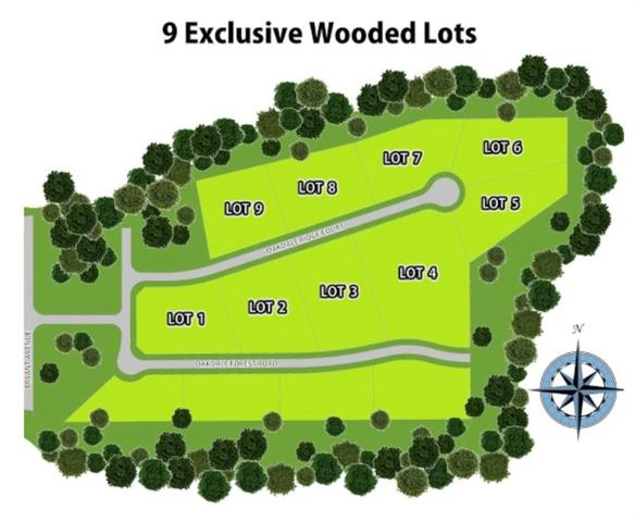 Oakdale Ridge Court, Edmond, OK 73013 (MLS #707190) :: Wyatt Poindexter Group