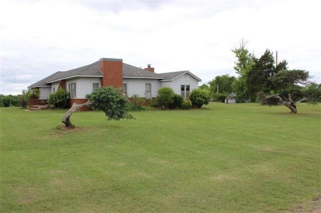 1612 W 7th Street, Stroud, OK 74079 (MLS #727861) :: Homestead & Co