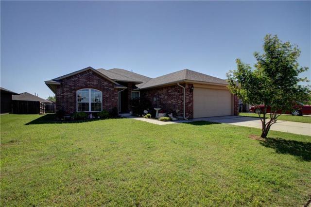 912 Willowood Drive, Yukon, OK 73099 (MLS #728222) :: Richard Jennings Real Estate, LLC