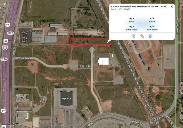 6300 S Stonewall Avenue, Oklahoma City, OK 73149 (MLS #738589) :: Wyatt Poindexter Group