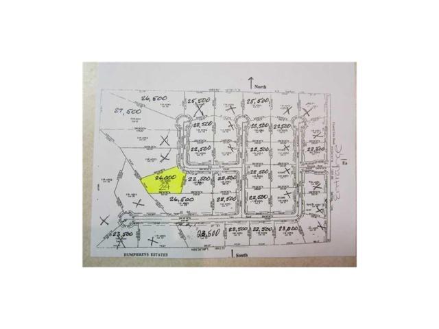 Lot 24, Blanchard, OK 73010 (MLS #740493) :: Erhardt Group at Keller Williams Mulinix OKC