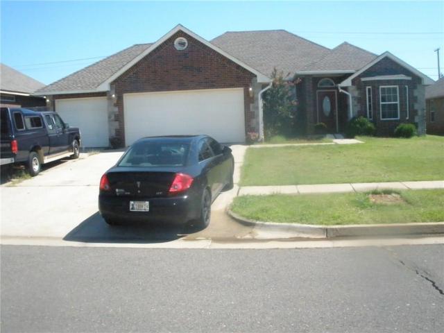 1712 Dorothy, Moore, OK 73170 (MLS #745334) :: Wyatt Poindexter Group