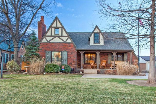 1119 Glenwood Avenue, Nichols Hills, OK 73116 (MLS #746359) :: Richard Jennings Real Estate, LLC
