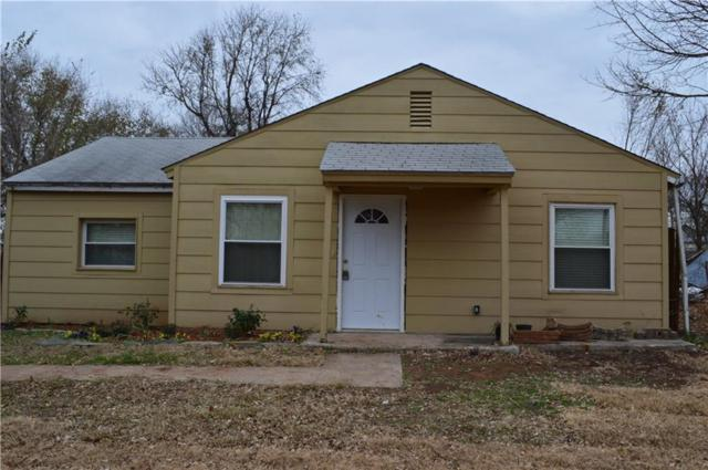 2411 Clarke, Choctaw, OK 73020 (MLS #752244) :: Erhardt Group at Keller Williams Mulinix OKC