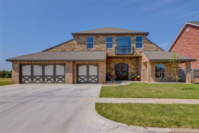 6209 Green Meadow Lane, Oklahoma City, OK 73132 (MLS #754342) :: Wyatt Poindexter Group