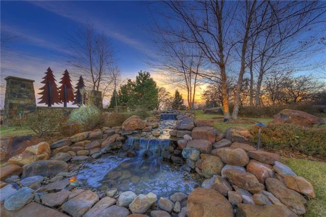 6925 James Creek Trail, Edmond, OK 73034 (MLS #754878) :: Wyatt Poindexter Group