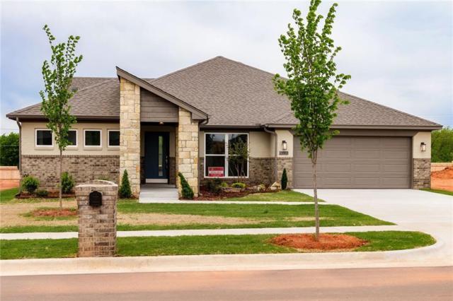 15905 Tall Grass Drive, Moore, OK 73170 (MLS #760073) :: Wyatt Poindexter Group