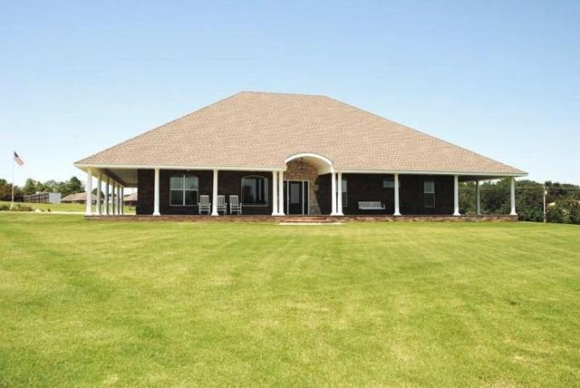 1004 Lake Front, Blanchard, OK 73010 (MLS #762684) :: Wyatt Poindexter Group