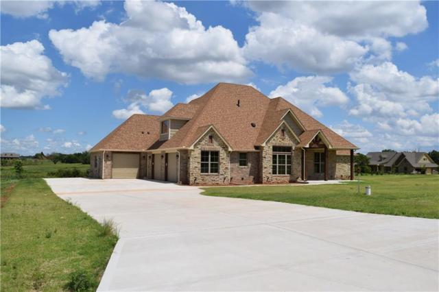 570 Camryn Lane, Guthrie, OK 73044 (MLS #763558) :: Homestead & Co