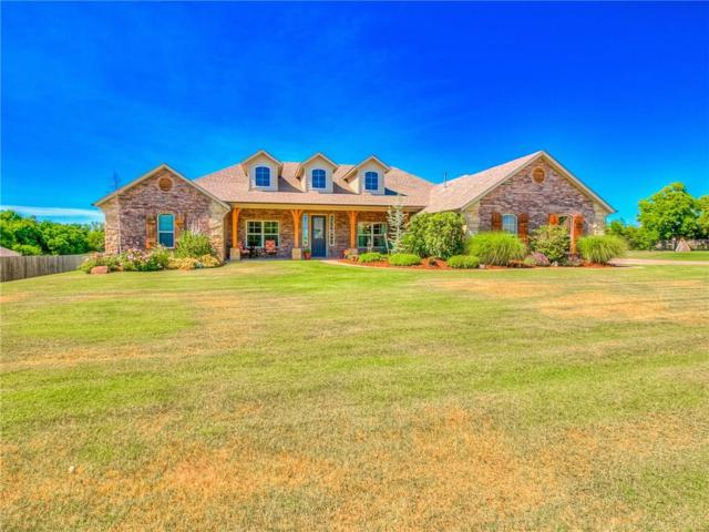 10020 Cedar Ridge, Edmond, OK 73025 (MLS #764781) :: Richard Jennings Real Estate, LLC