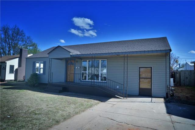 1214 W 2nd, Elk City, OK 73644 (MLS #766459) :: Wyatt Poindexter Group