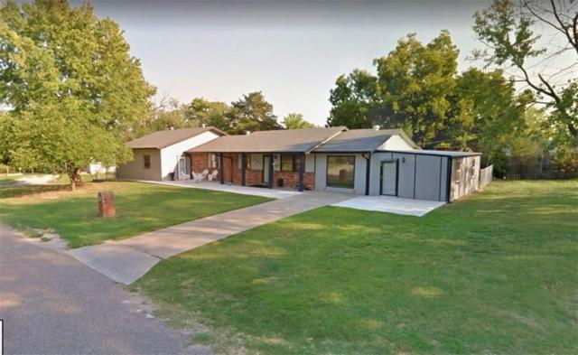 701 W Hayes Street, Shawnee, OK 74801 (MLS #766729) :: Wyatt Poindexter Group