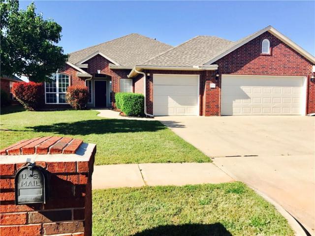 2733 SE 91st Street, Moore, OK 73160 (MLS #767468) :: Richard Jennings Real Estate, LLC