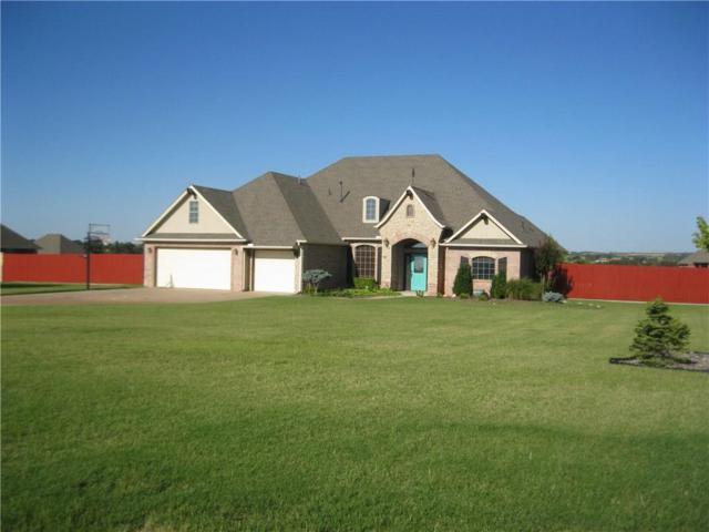 1105 N Falcon, Elk City, OK 73644 (MLS #768758) :: Wyatt Poindexter Group