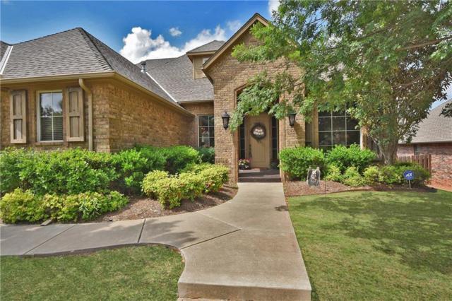 5817 Great Hampden Road, Edmond, OK 73034 (MLS #771877) :: Richard Jennings Real Estate, LLC