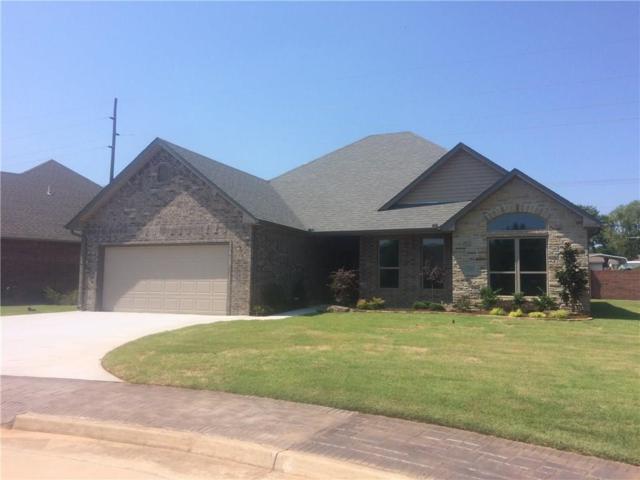 1250 Troon Circle, Shawnee, OK 74801 (MLS #772640) :: Wyatt Poindexter Group