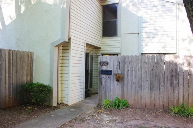 832 Cardinal Creek Boulevard #832, Norman, OK 73072 (MLS #772920) :: Wyatt Poindexter Group
