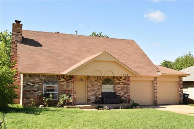 1040 21st, Moore, OK 73160 (MLS #773485) :: Richard Jennings Real Estate, LLC