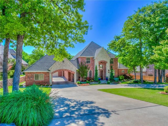 1308 Circle Bend Court, Edmond, OK 73034 (MLS #774517) :: Homestead + Co