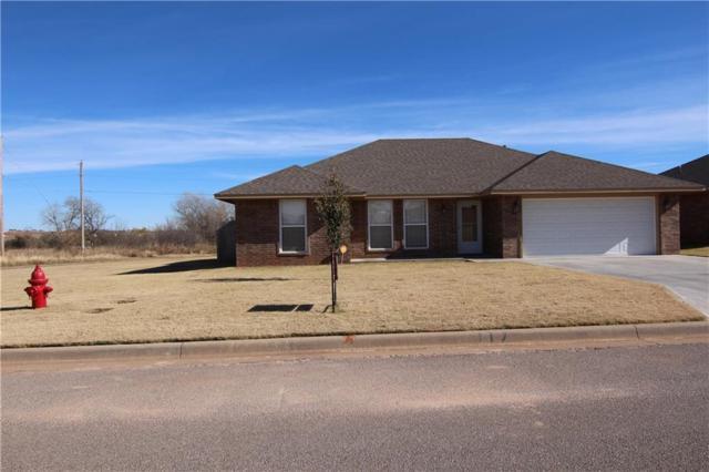 112 Ranch Road, Elk City, OK 73644 (MLS #776485) :: Wyatt Poindexter Group