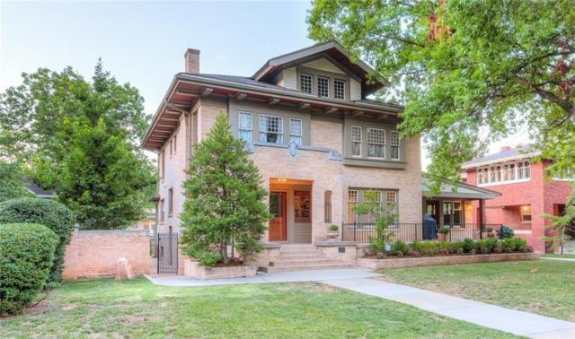 417 NW 16th Street, Oklahoma City, OK 73103 (MLS #777327) :: Richard Jennings Real Estate, LLC