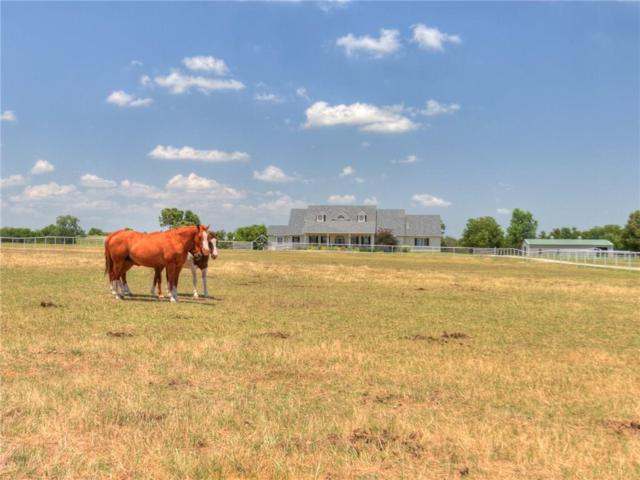 4191 NW 220th Street, Edmond, OK 73025 (MLS #777441) :: Richard Jennings Real Estate, LLC