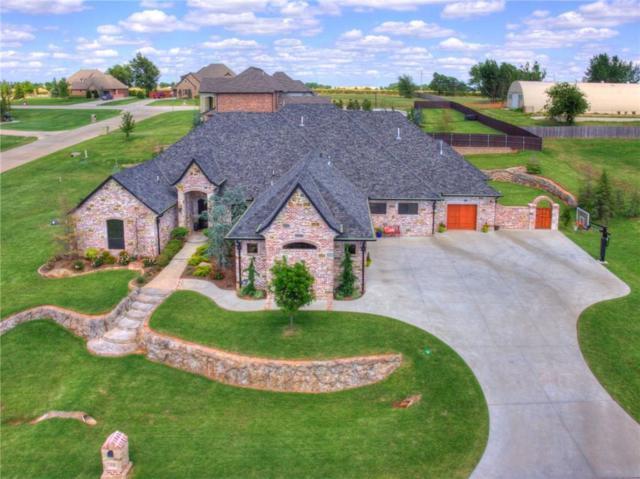 3450 Sarah Drive, Newcastle, OK 73065 (MLS #777644) :: Richard Jennings Real Estate, LLC