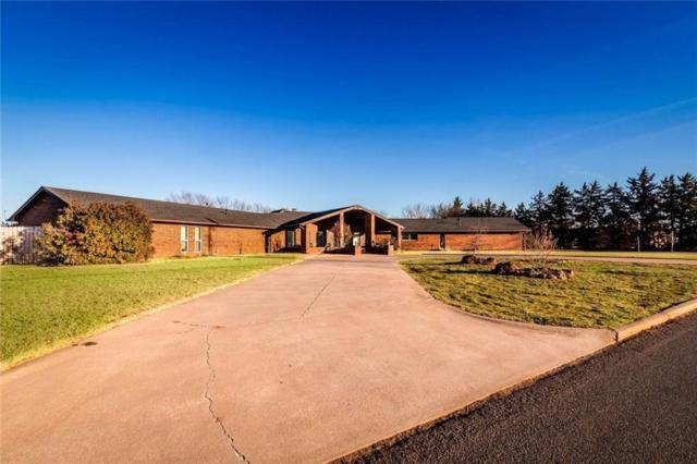900 N Peace Avenue, Elk City, OK 73644 (MLS #777887) :: Wyatt Poindexter Group