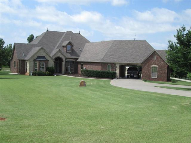 3518 Blue Stem Drive, Tuttle, OK 73089 (MLS #778137) :: Richard Jennings Real Estate, LLC