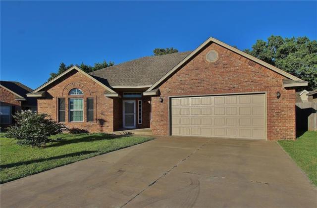 112 Westend Court, Tuttle, OK 73089 (MLS #778493) :: Richard Jennings Real Estate, LLC