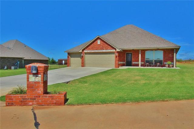 510 Talon Drive, Newcastle, OK 73065 (MLS #778592) :: Richard Jennings Real Estate, LLC