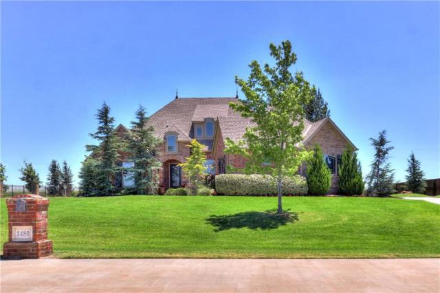 3480 Stanton Drive, Newcastle, OK 73065 (MLS #778673) :: Richard Jennings Real Estate, LLC