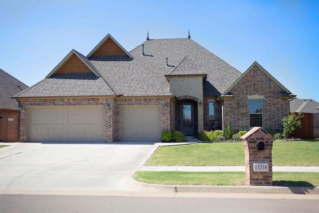 13216 NW 2nd Street, Yukon, OK 73099 (MLS #779022) :: Richard Jennings Real Estate, LLC