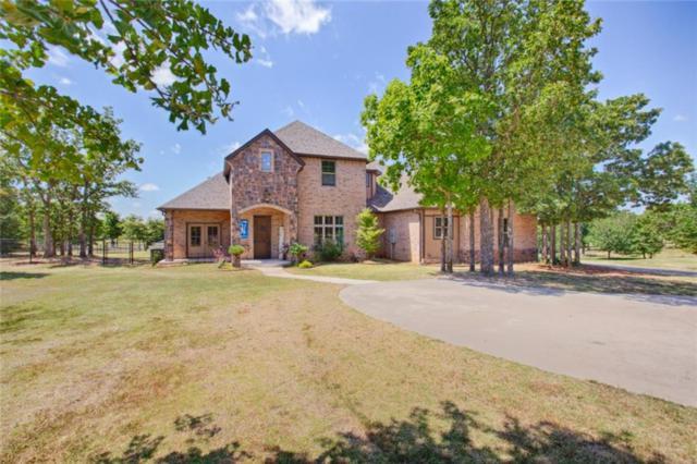 15408 SE 71st Street, Choctaw, OK 73020 (MLS #779653) :: Wyatt Poindexter Group