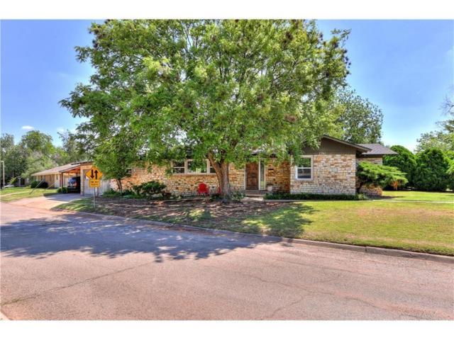 2261 Carlton Way, Oklahoma City, OK 73120 (MLS #780065) :: Homestead & Co